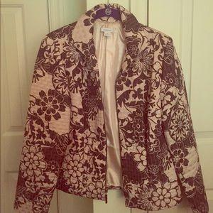 Lightweight Quilted Jacket from dressbarn.